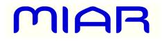 Logo miar